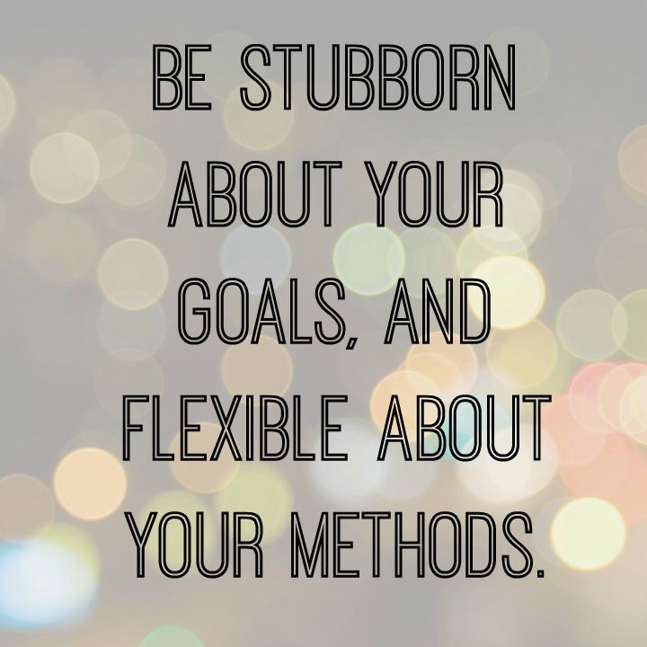 be-stubborn-about-your-goals-quote