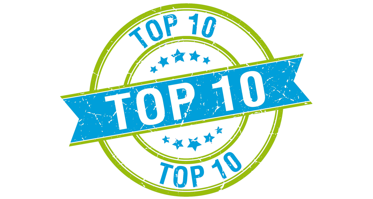 Top 10 Motivators From October 2017