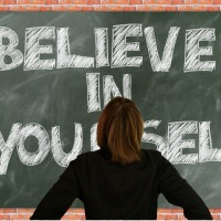 50 Word Inspiration: Believe In Yourself!