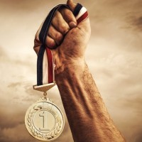 50 Word Inspiration: Are You A Champion?