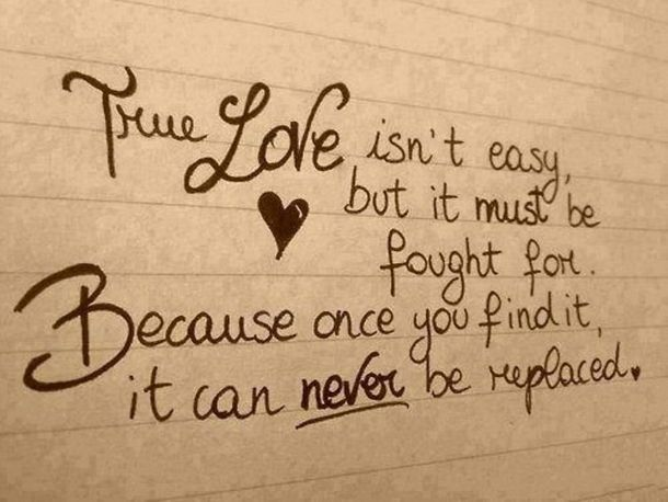 Best-Inspirational-thought-on-True-love-Never-be-Replaced-famous-life-love-quotes